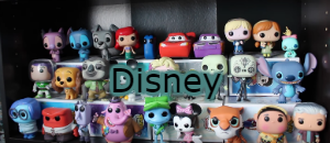 coleccion funko pop disney