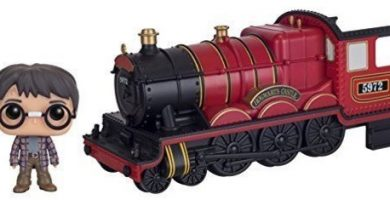 funko pop harry potter tren