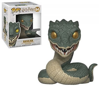 harry potter funko pop basilisk