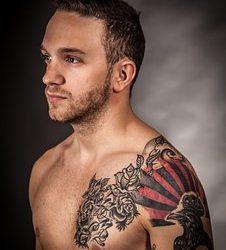 tatuajes del joker suicide squad