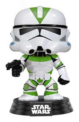Funko pop star wars 501 st clone trooper